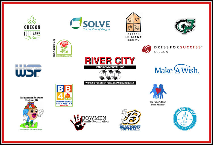 River City Environmental Gives Back